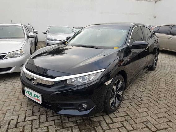 Honda Civic Exl Cvt 2017
