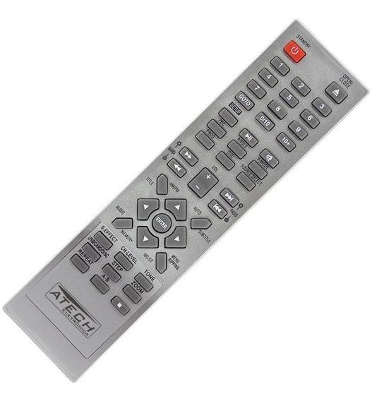 Controle Remoto Compatível Micro System Britania Bs392