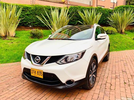 Nissan Qashqai Full Exclusive 2.0 4x4 Blanca