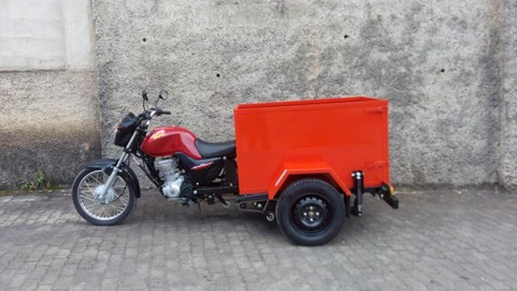 Triciclo Katuny Carroceria Alta