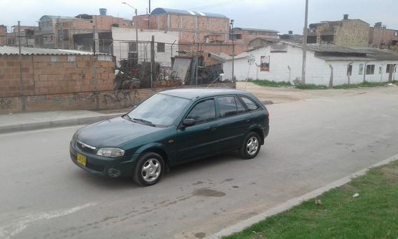 Mazad Allegro Hatchback Modelo 2000
