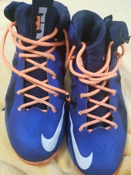Tênis Nike Lebron James X Retrô Us 6.5, Brasil 37