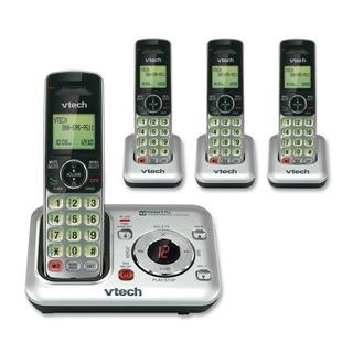 4 Telefonos Inalambricos Identificador Llamada Vtech