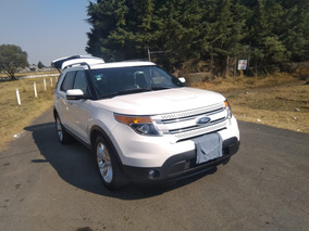 Ford Explorer Limited 2013 4 Wd