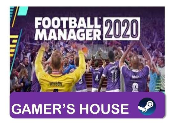 Football Manager 2020 Original Via Steam Offline -