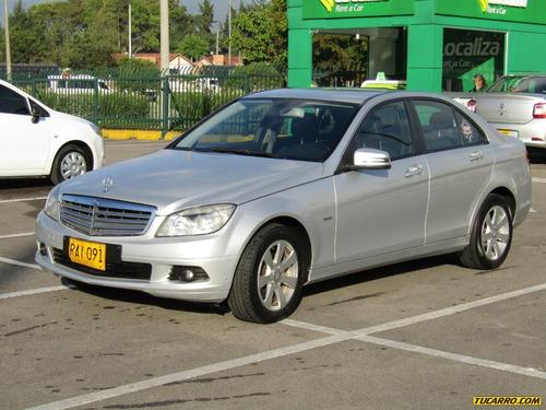 Mercedes Benz Clase C 180 Kompressor Mt 1600cc Aa