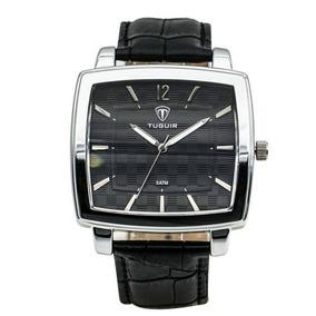 Relógio Masculino Tuguir 5436g Preto C/ Garantia E Nf