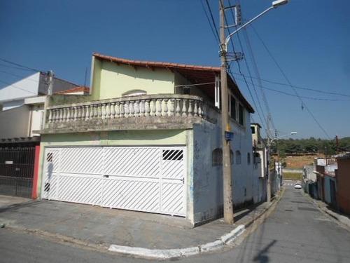 Sobrado  Residencial À Venda, Vila Independência, São Paulo. - So0922