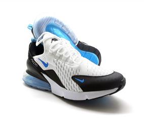 8539fea33b6 Tenis Nike Bolha Azul Bebe - Tênis para Masculino Branco no Mercado ...