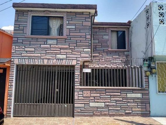 Casa En Venta En Sección Parques, Cuautitlán Izcalli Rcv-3986