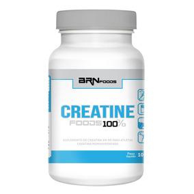 100% Creatine Foods 100g - Brn Foods