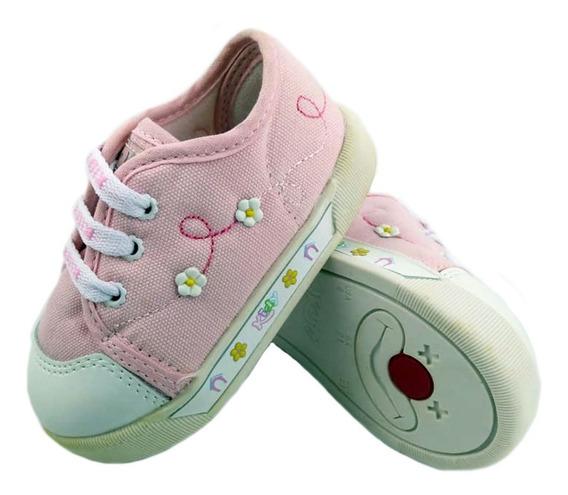 Zapatillas Kidy Colors Rosa Niñas Empo2000