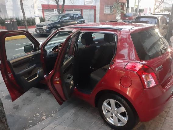 Suzuki Swift Rojo 2009