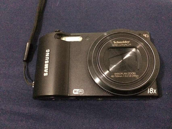 Câmera Samsung Hd