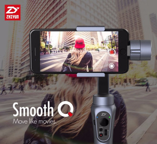 Zhiyun Smooth Q Estabilizador Smartphone Gopro - Inteldeals