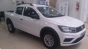 Okm Volkswagen Saveiro Cabina Doble Power Alra Vw Tasa 0%