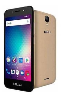 Celular Blu J2 Studio 8gb Dourado + Nota Fiscal