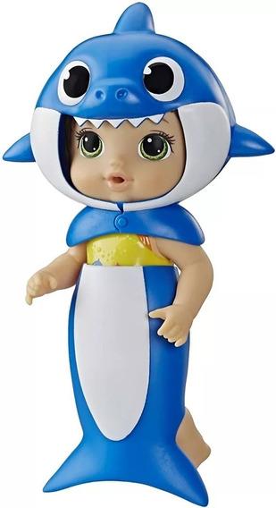Muñeca Baby Alive Baby Shark Varios Modelos A Elegir