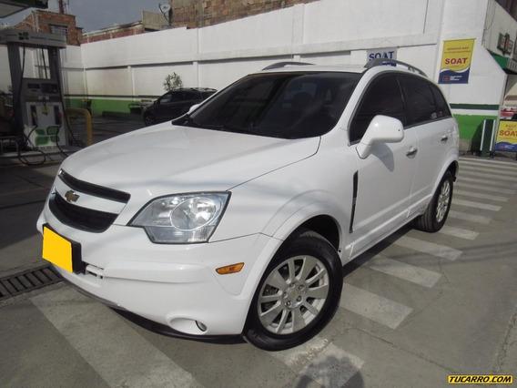 Chevrolet Captiva Platinium 4x4 Ltz