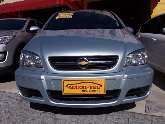Chevrolet Zafira 2.0 Mpfi Elegance 8v Flex 4p Automãtico