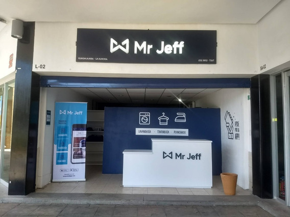 Se Traspasa Franquicia Mr Jeff Con Zona De Exclusividad