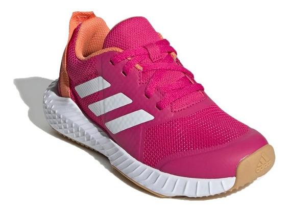 adidas Zapatillas Running Niña Fortagym K Fucsia