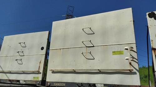 Randon Porta Container Carga Seca - 5887