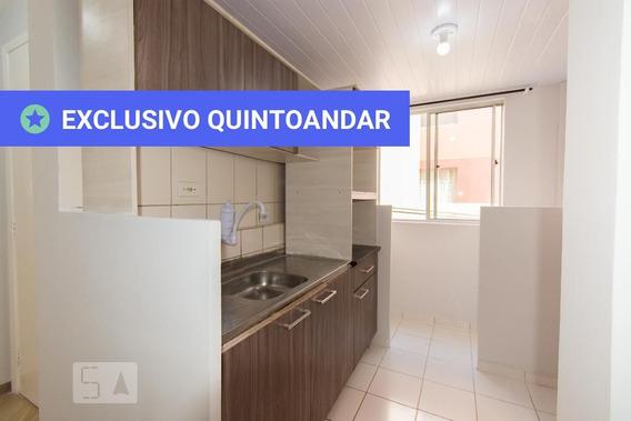 Apartamento Térreo Com 2 Dormitórios E 1 Garagem - Id: 892954248 - 254248