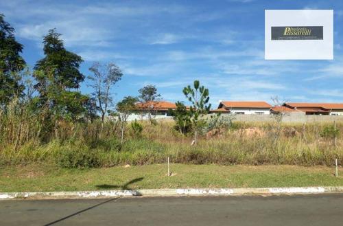 Terreno À Venda, 644 M² Por R$ 500.000,00 - Pinheirinho - Vinhedo/sp - Te1422