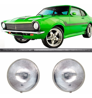 Par Farol Sealed Beam Chevette Opala Maverick Corcel 180mm