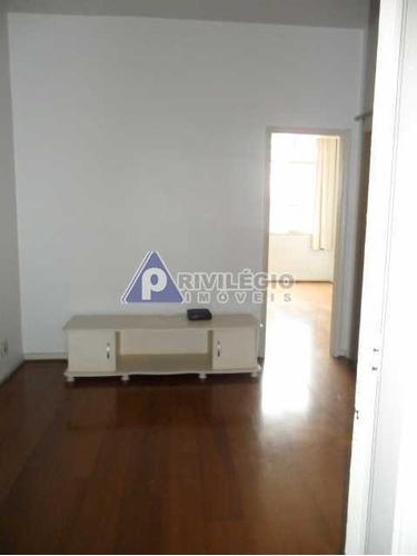 Apartamento À Venda, 1 Quarto, 1 Suíte, Copacabana - Rio De Janeiro/rj - 15798