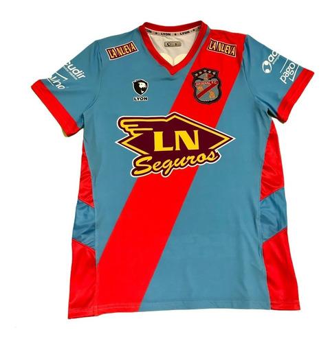 Imagen 1 de 2 de Camiseta Arsenal De Sarandi Titular Lyon 2021/22