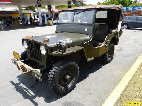 Willys Cj2 4x4