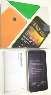 Celular Nokia Lumia 635 Na Caixa