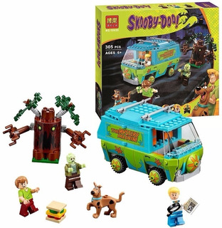Scooby Doo / Mystery Machine / Lego Alternativo