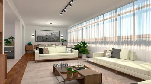 Imagem 1 de 17 de Amplo Apartamento Para Venda Em Higienópolis, São Paulo/sp.l - Ap1359