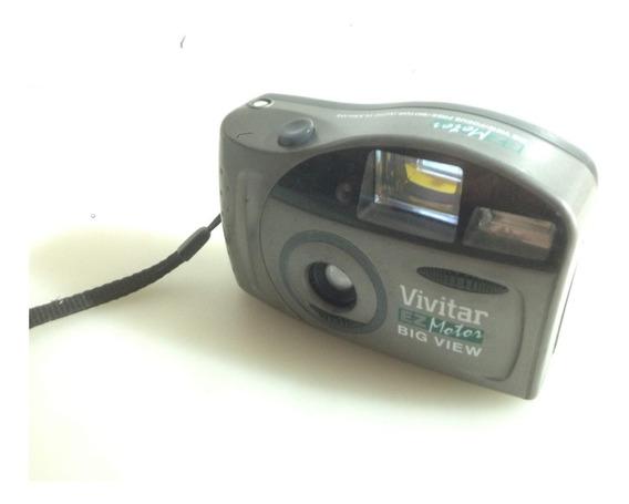 Máquina Fotográfica Antiga - Vivitar Ezmotor (defeito)