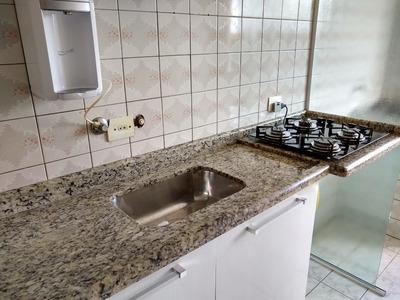 Apartamento · 55m² · 2 Quartos · 1 Vaga - Movéis Planejados