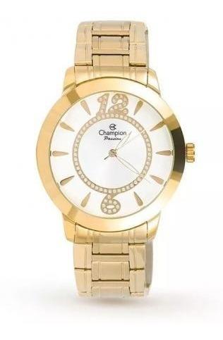 Relógio Champion Feminino - Ch24259h - Dourado
