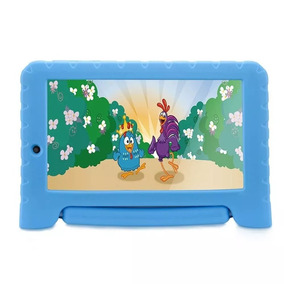Tablet Multilaser Infantil Galinha Pintadinha 7´ 8gb Wifi