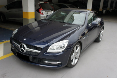 Mercedes Benz Slk 250 2015