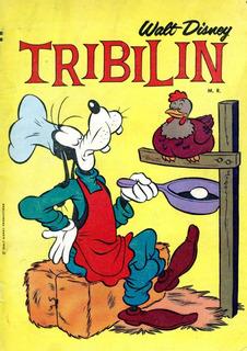 Tribilin Tio Rico Revistas Escaneadas Disney