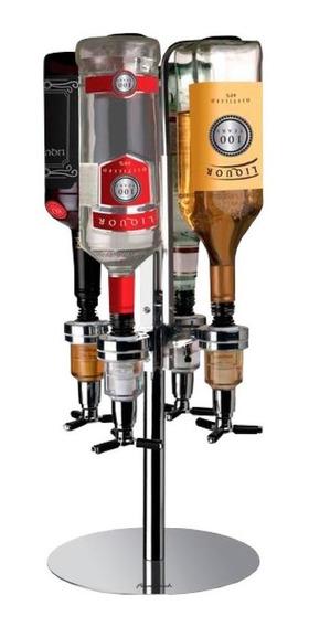 Dispenser De Bebidas Para 4 Botellas