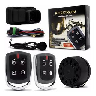 Alarma Positron Px350 G8 Boton Oculto Pulsar, Yamaha, Honda