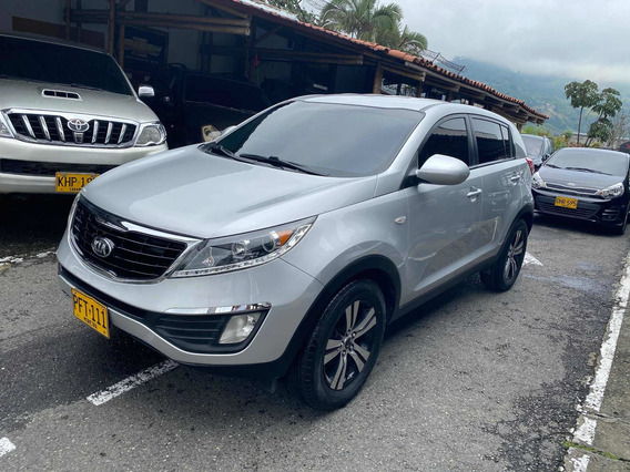 Kia New Sportage Revolution Aut 2.0