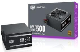 Fonte Atx Mwe - 500w 80 Plus Bronze - Mpx-5001-acaab-wo
