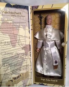 Pope John Paul Ii Talking Action Figure.