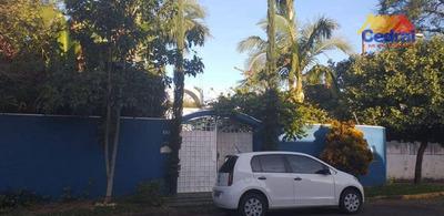 Casa Com 3 Dormitórios Para Alugar, 300 M² Por R$ 5.000/mês - Vila Nova Socorro - Mogi Das Cruzes/sp - Ca0645