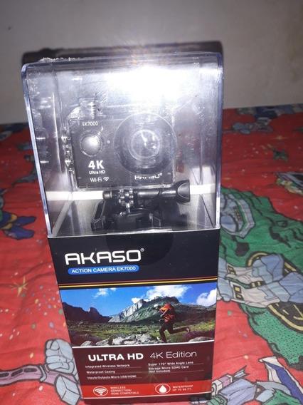 Câmera De Ação Akaso Ek7000 4k