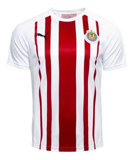Puma Chivas Guadalajara Jersey Fan Futbol 2019 S